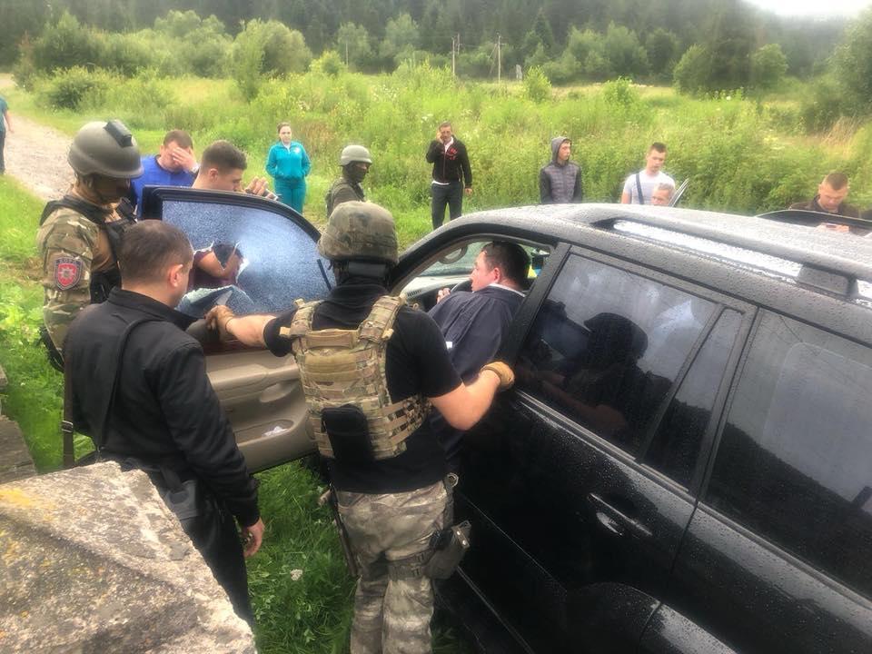 Мыэр вимагав хабар у розмірі 68 тис. грн / Юрій Луценко в Facebook