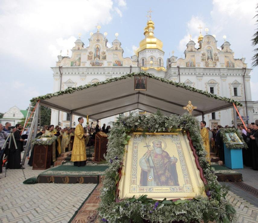 У Києво-Печерські лавру прибудуть 8 чудотворних святинь / news.church.ua