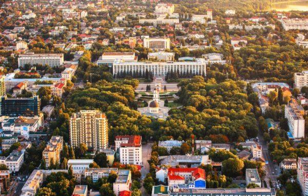 Храм на честь Сергія Радонезького побудують у столиці Молдови / pravmir.ru