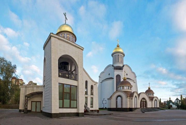 Спасо-Преображенський собор на Теремках / news.church.ua
