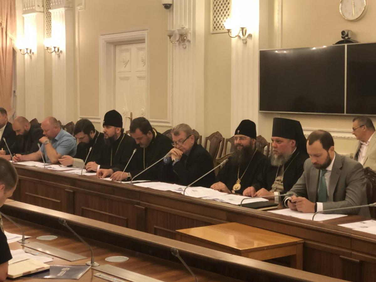 Представники влади та Церков обговорили питання проведення урочистостей з нагоди 1030-річчя Хрещення Русі / news.church.ua