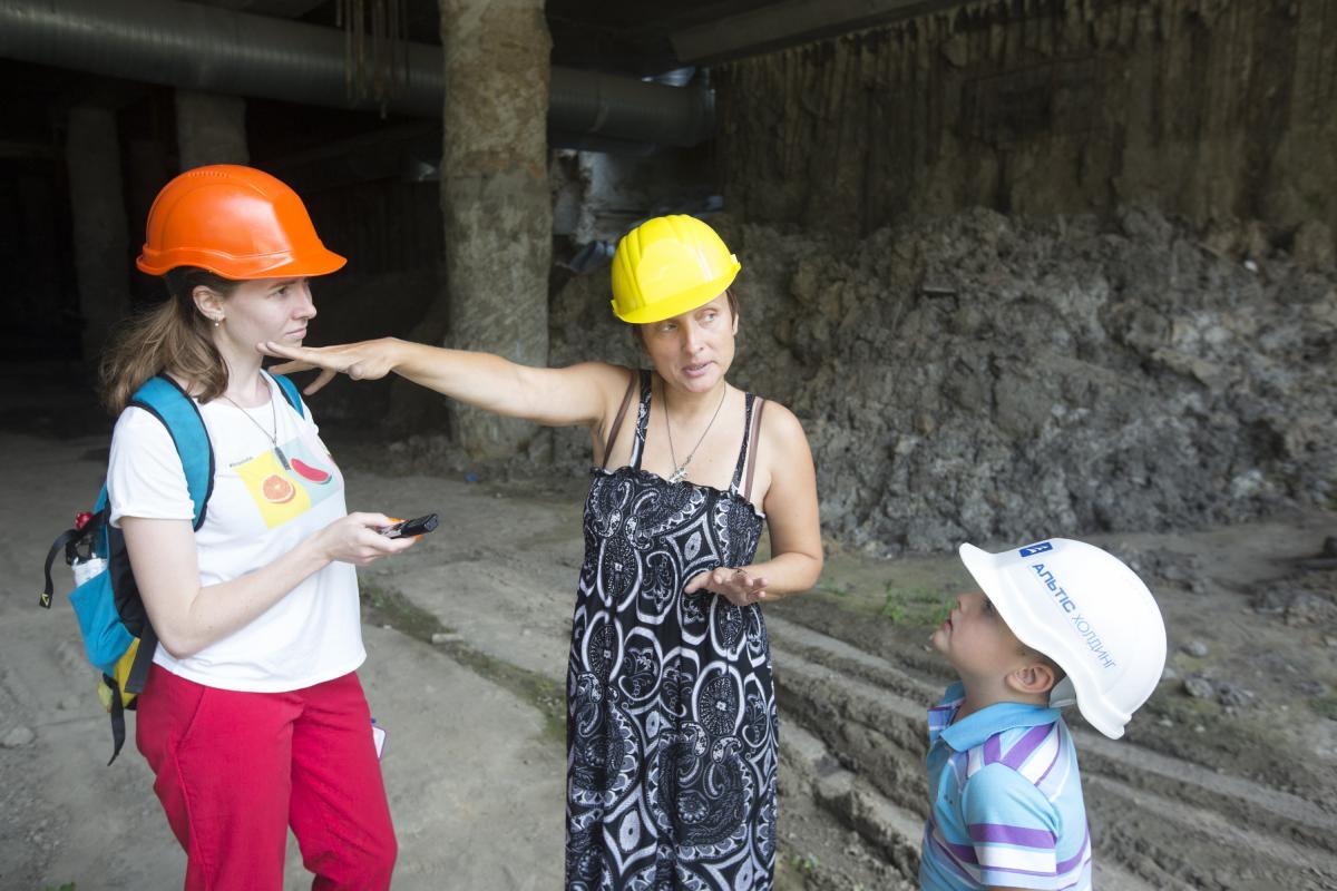 Аннабелла Морина: Мы поняли, что с Киевсоветом каши не сваришь, и решили, что нужно идти на национальный уровень / Фото УНИАН