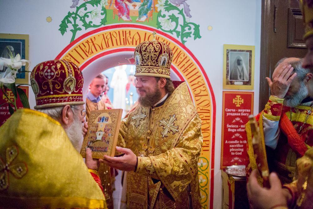 Архієрей УПЦ взяв участь у святкових заходах у Польщі / news.church.ua