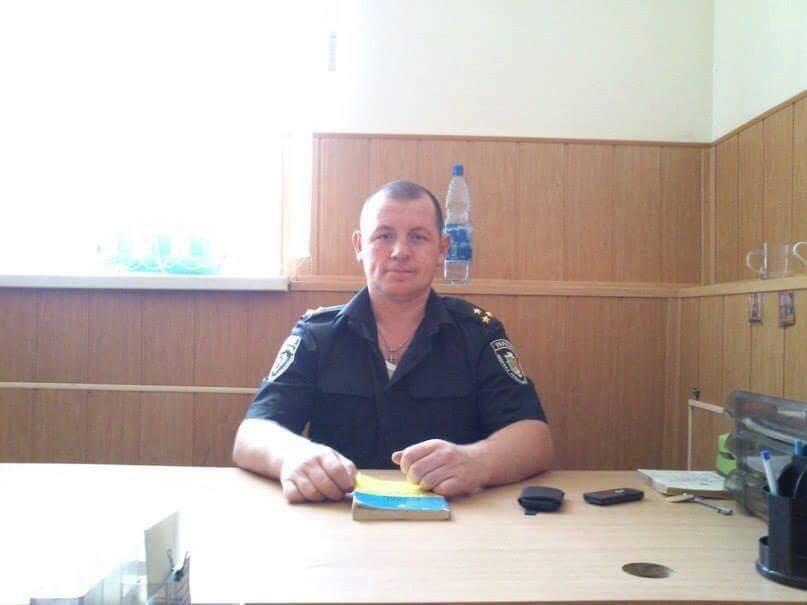 Островский объяснил свой поступок / фото Николай Колесник, Facebook