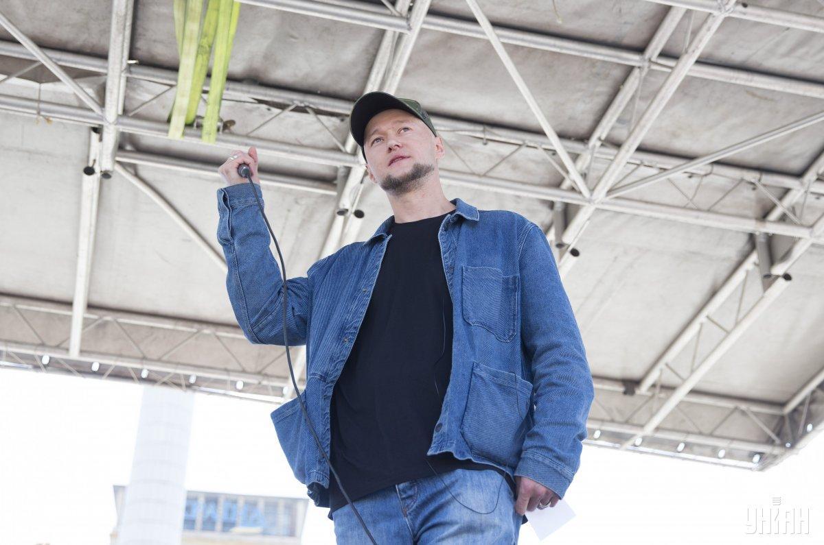 Бумбокс зіграє концерт наадмінкордоні зКримом