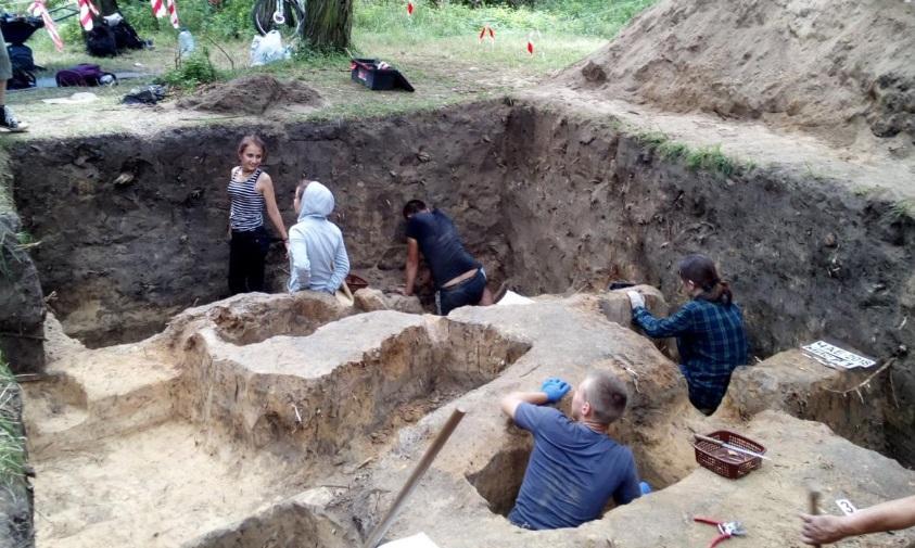 Розкопки,ілюстрація / фото facebook.com/allisscorp