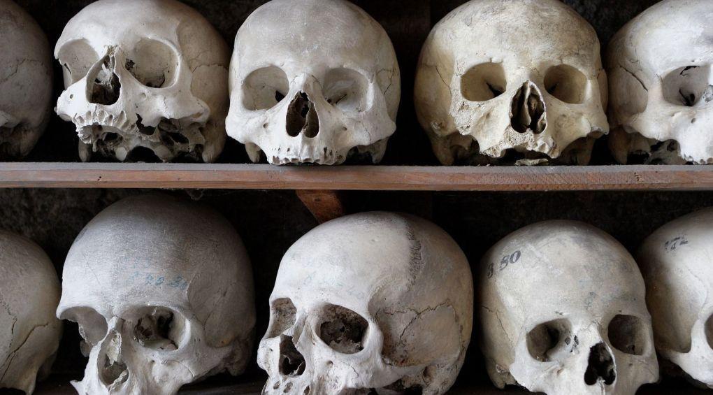 В Британии из церкви похитили коллекцию человеческих черепов / 2plus2.ua