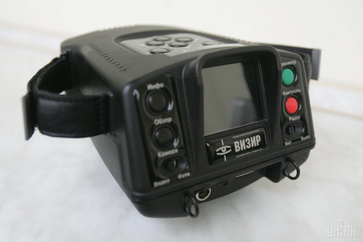 Контроль швидкості поки буде здійснюватися в ручному режимі / фото УНІАН