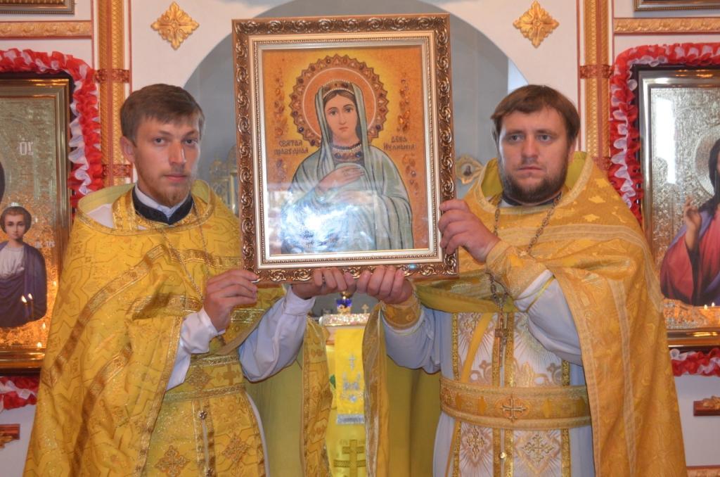 У Сарненської єпархії УПЦ вшанували пам'ять покровительки Полісся / sarny.church.ua