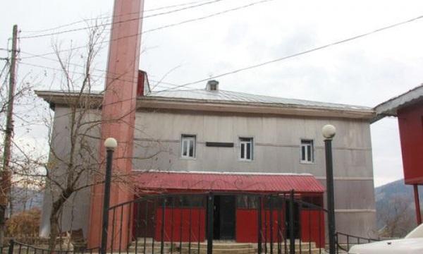 Соборна мечеть в аджарському селищі Горджомі/ islam-today.ru