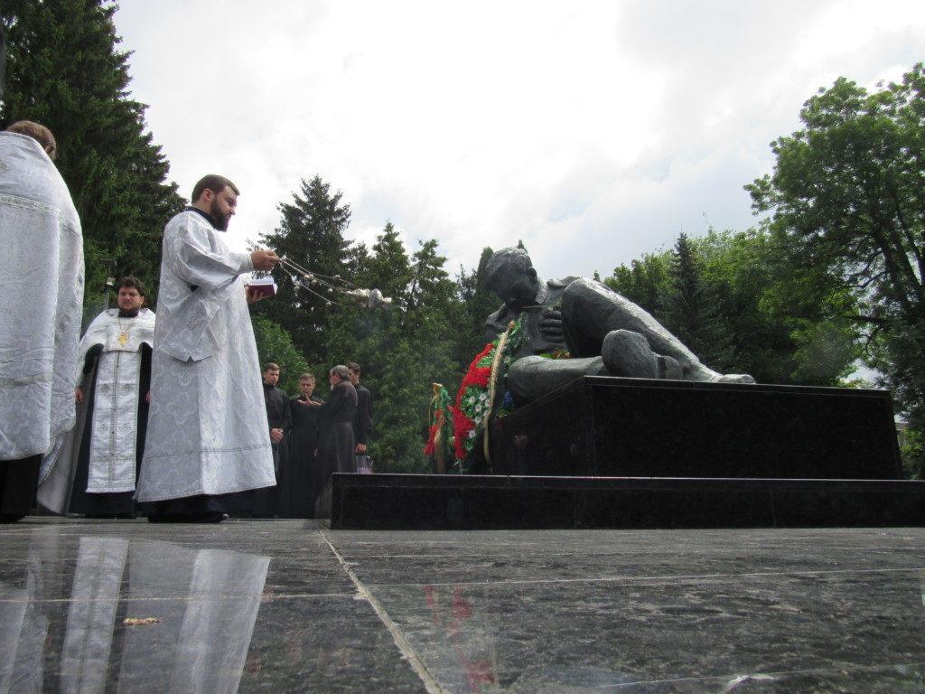 При освобождении Волыни погибли почти 26 тысяч советских военнослужащих / volyn.church.ua
