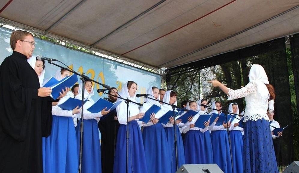 Перед одеситами виступить хор Одеської єпархії УПЦ / eparhiya.od.ua