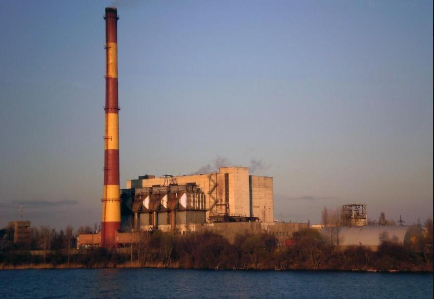 Сміттєспалювальний завод «Енергія» припинив прийом сміття / фото wikimapia