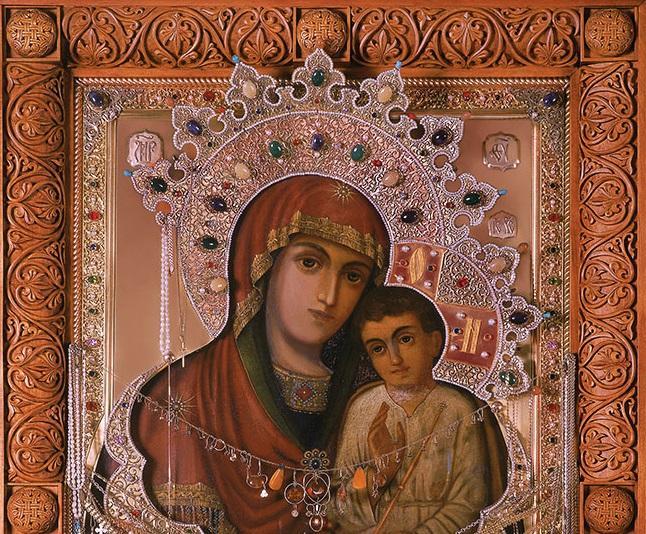 Празднование в честь Святогорской иконы Божией Матери совершается ежегодно / facebook.com/svlavra