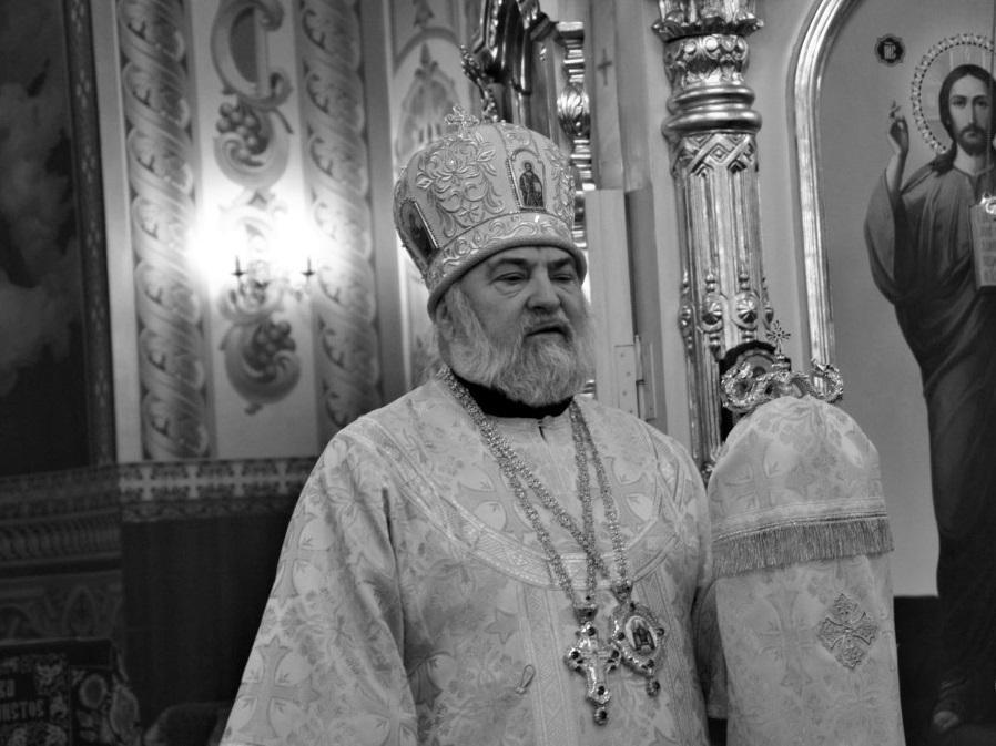 Керуючий Івано-Франківською єпархією єпископ Тихон помер 14 липня / news.church.ua