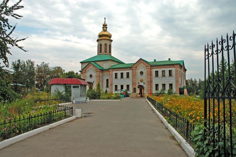 Свято-Троицкий храм Кременчуга / krem-school19.ucoz.ua