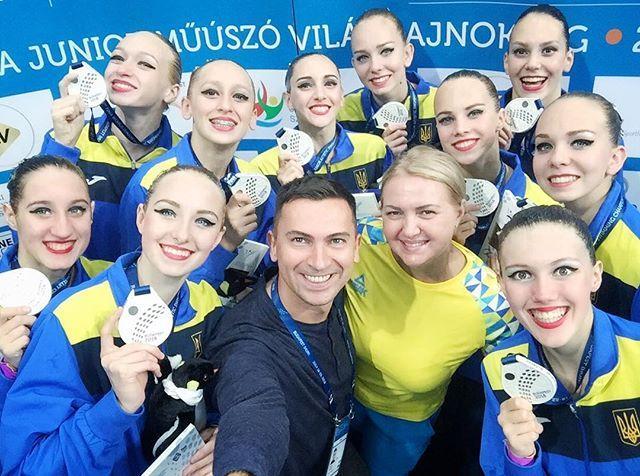 Українки завоювали сім нагород світової першості в Угорщині / instagram.com/eugen_zelman/