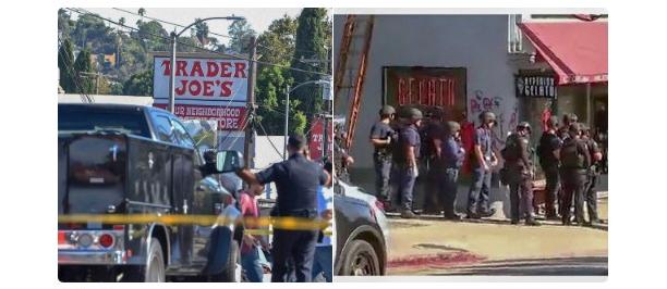 В городе Фэллон неизвестный открыл стрельбу в мормонской церкви / twitter.com