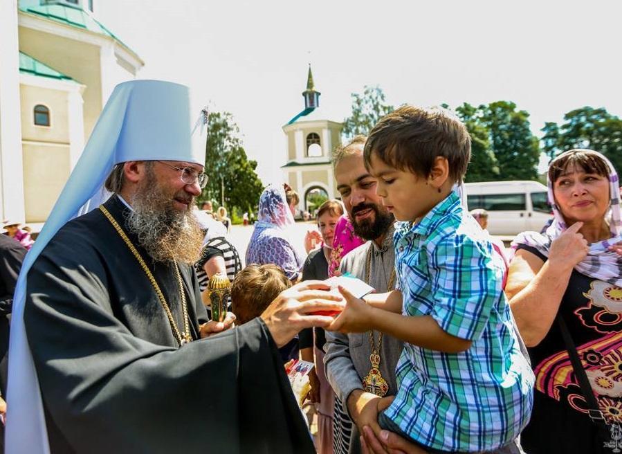 Сегодня день тезоименства отмечает управляющий делами УПЦ митрополит Антоний / facebook.com/MitropolitAntoniy