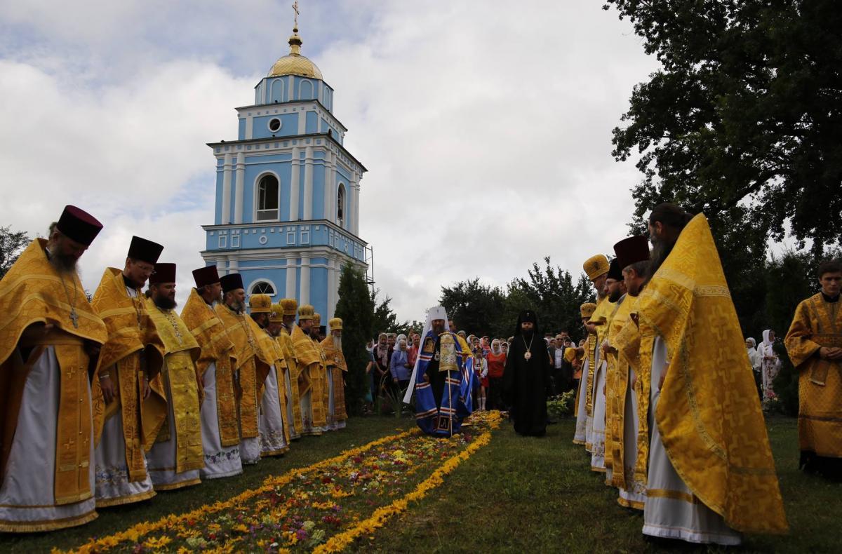 Конотопська єпархія урочисто відзначила 25-річний ювілей / news.church.ua