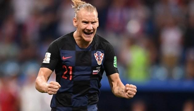 В составе сборной Хорватии Вида выиграл серебро ЧМ-2018 / Twitter