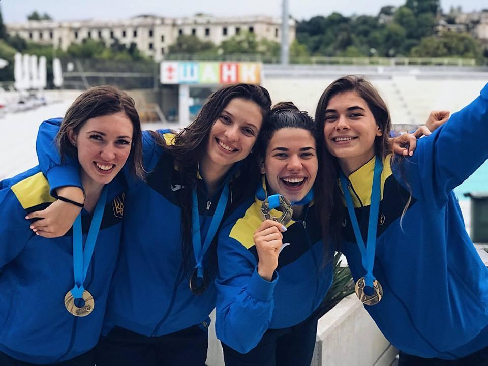 Українці завоювали шість золотих медалей ЧС-2018 з підводного плавання / scu.org.ua