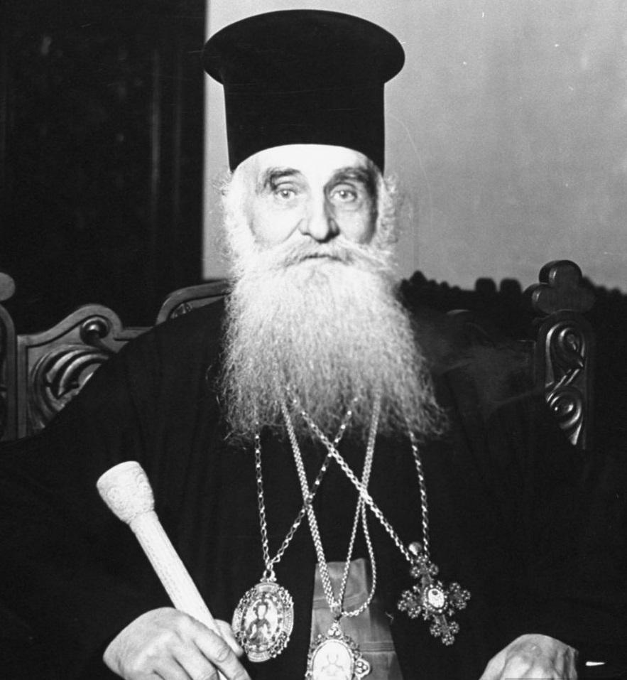 Патриарх всея Румынии Мирон / фото из открытых источников