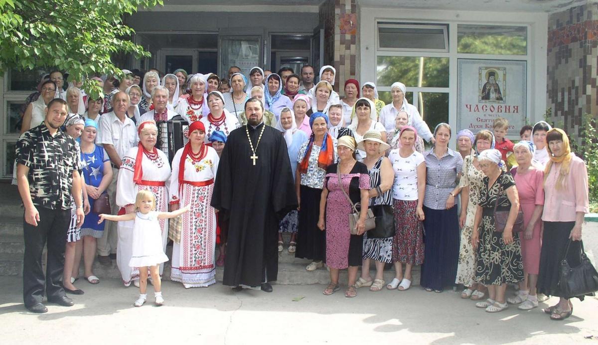 В Енергодарі відзначили День православної бабусі / hramzp.ua