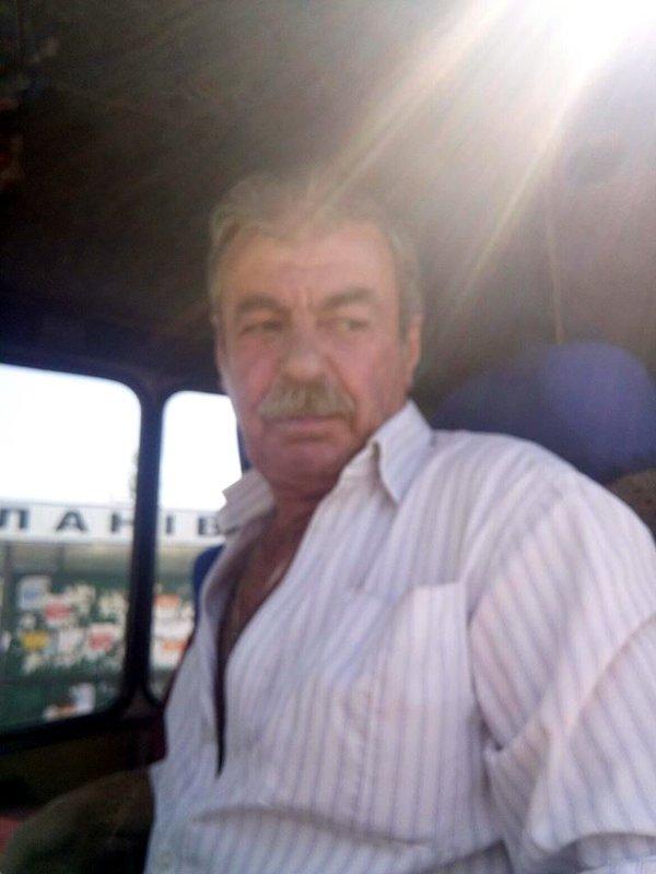Водитель отказался везти АТОшника / фото fakty.ua