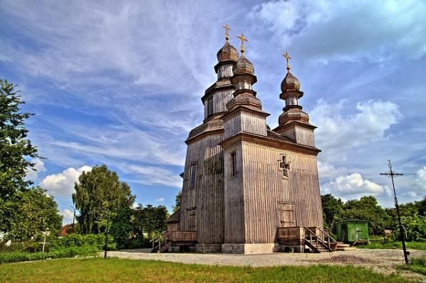 Георгиевская церковь в Седневе / format.cn.ua