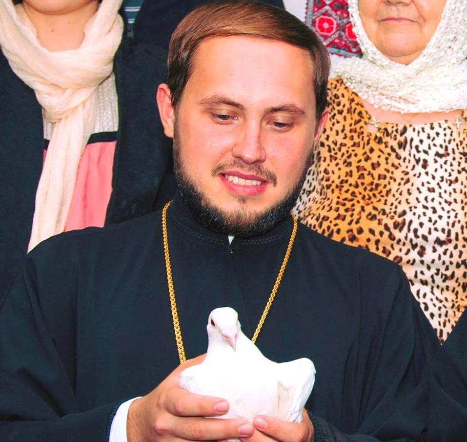 Отець Флавіан був настоятелем поминальної каплиці у Боярці / facebook.com/Флавиан Гоженко