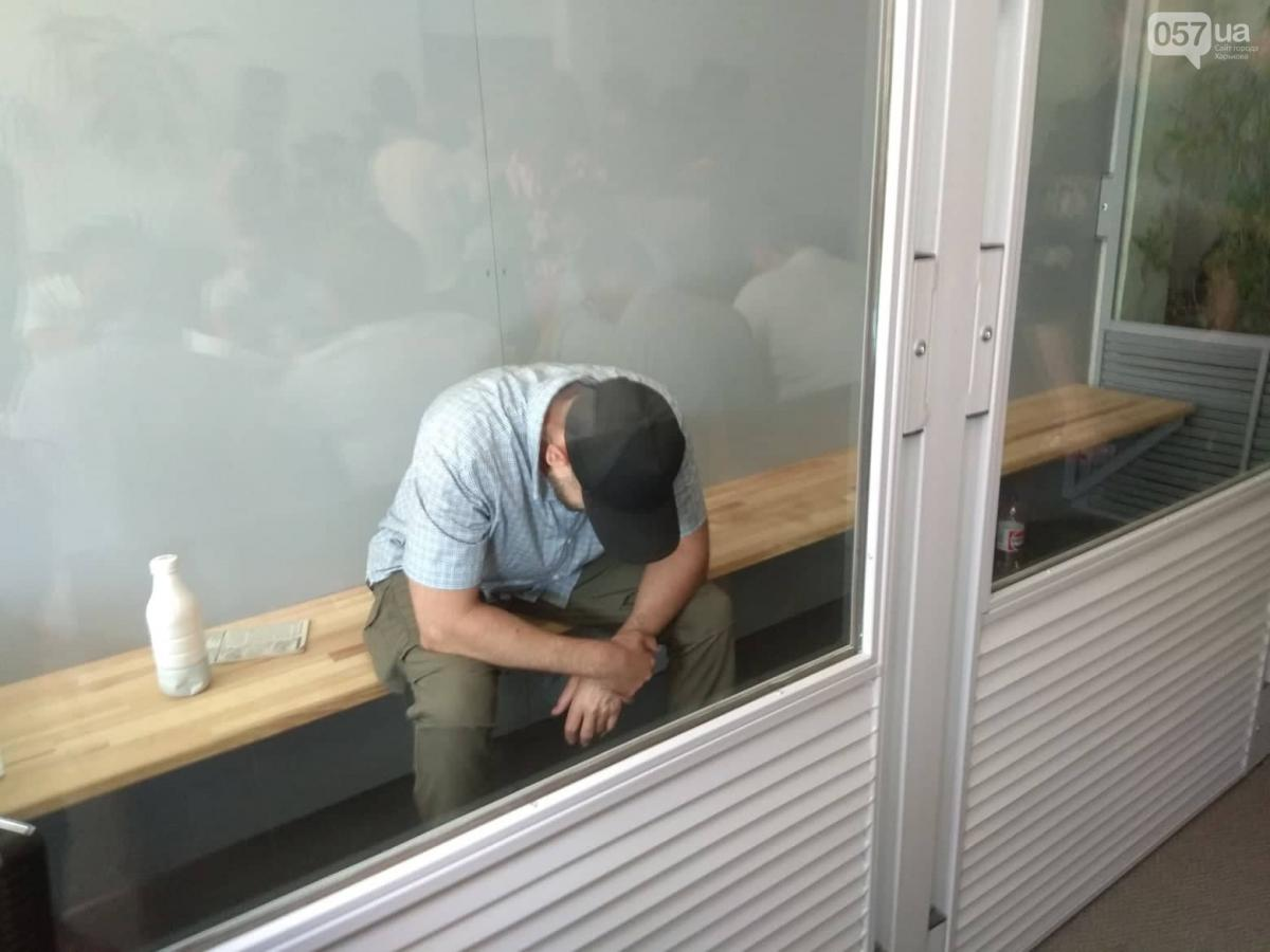 В суде выступил в защиту Дронова / фото 057.ua
