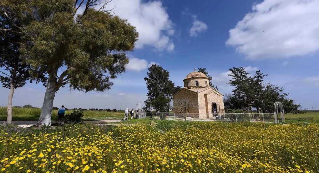 Стартував фотоконкурс про красу православного Кіпру / foma.ru