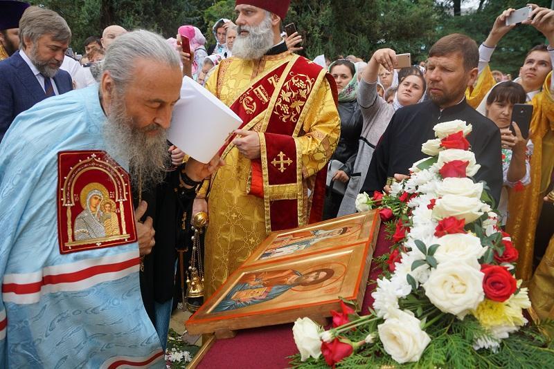 Предстоятель УПЦ отметил, что с принятием веры Христовой преобразился весь наш народ / news.church.ua