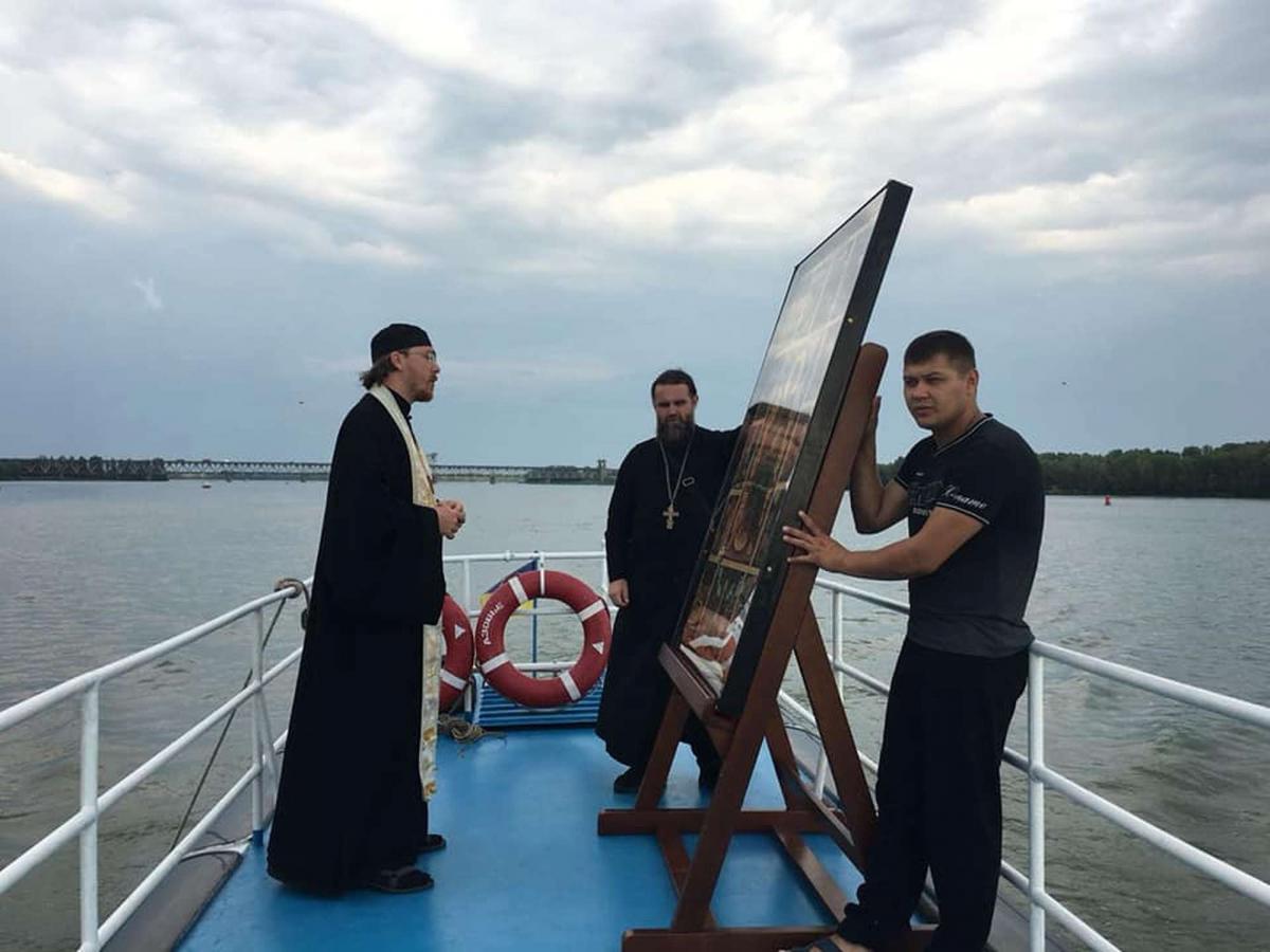Хресний хід «Шляхом апостола Андрія» побував у Кременчуці / hramzp.ua