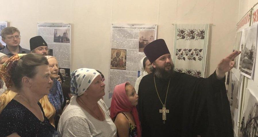 В експозиції представлені унікальні світлини старовинних храмів та монастирів / orthodox.cn.ua