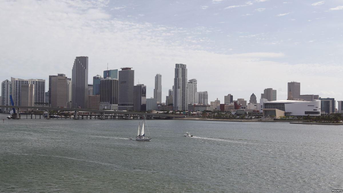 Американский город Майами \REUTERS