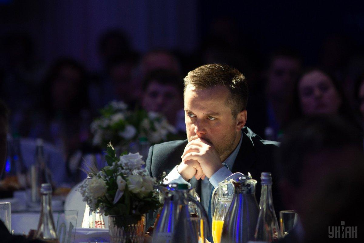 Назар Холодницкий остается на должности заместителя генпрокурора / фото УНИАН