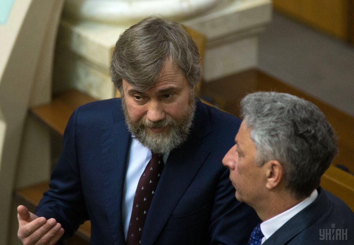 Новинський виступає категорично проти надання автокефалії УПЦ КП / фото УНІАН