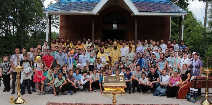 Діти у молодіжному православному таборі «На морі Галилейському» / news.church.ua
