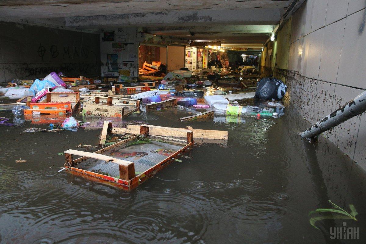 Звавтра у Києві знову очікуються дощі / фото УНІАН