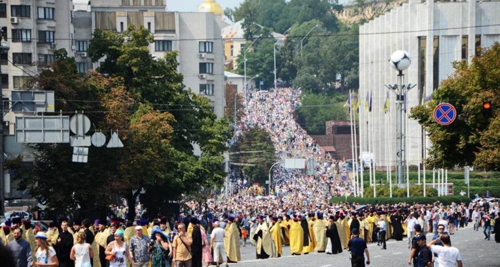 В УПЦ заявляють про нові випадки блокування проїзду вірян на хресну ходу до столиці / news.church.ua