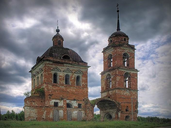 Якщо храм відреставровано - він врятований, зазначив Патріарх / patriarchia.ru