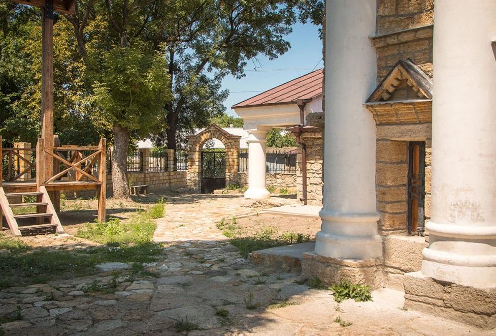 В Аккермане один из древнейших храмов области восстанавливают / dumskaya.net