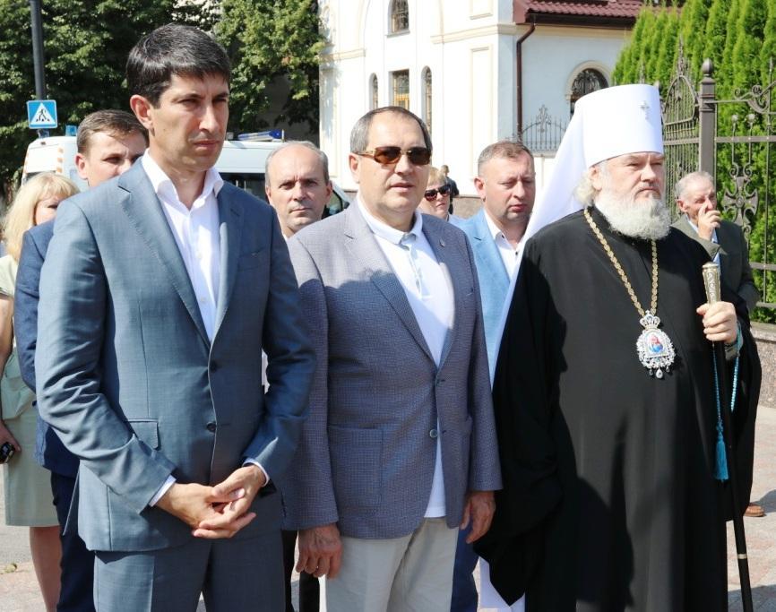 В Кропивницкомотметили 1030-летия крещения Киевской Руси-Украины / orthodox-kr.org.ua