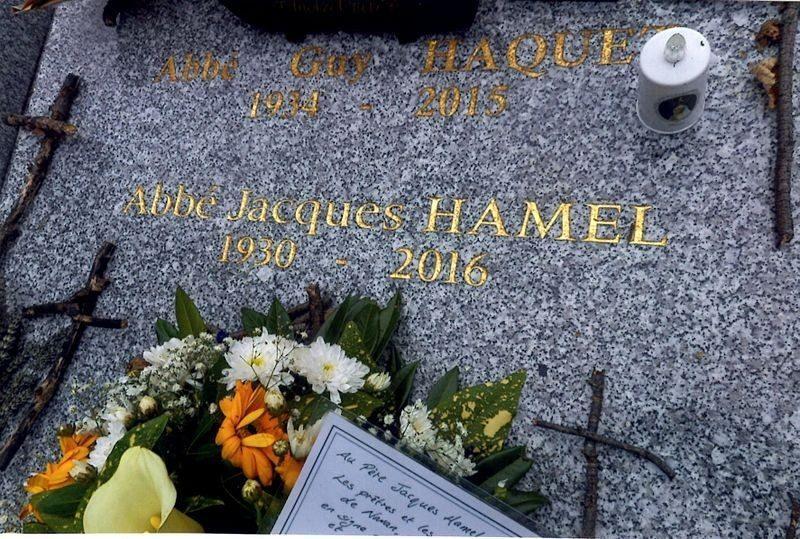 Отець Жакбув жорстоко вбитий двома радикалізованими ісламськими юнаками ухрамі / vaticannews.va