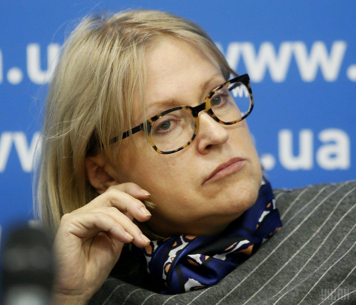 Амосову уволили в феврале / фото УНИАН