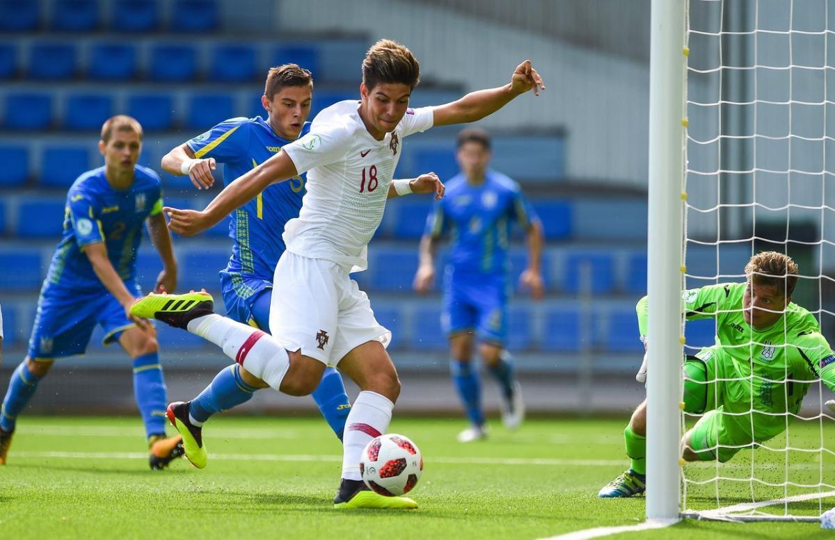 Україна - Португалія - 0:5 / UEFA