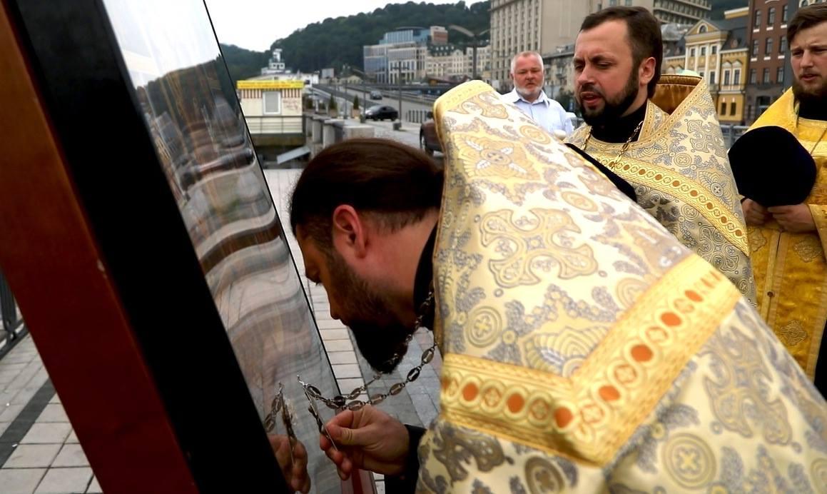 Віруючі зможуть вклонитися іконі у Києво-Печерській лаврі/Фото: Центр інформації УПЦ