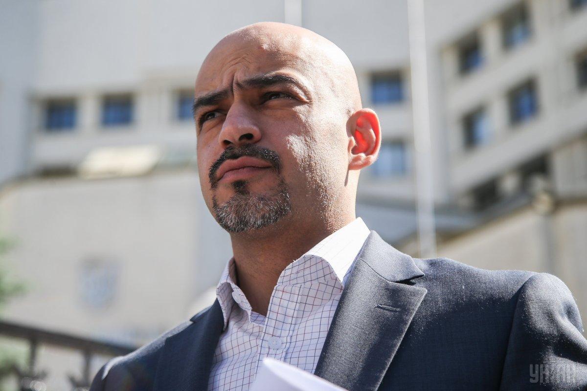 Найем подал заявление о выходе из фракции БПП / фото УНИАН